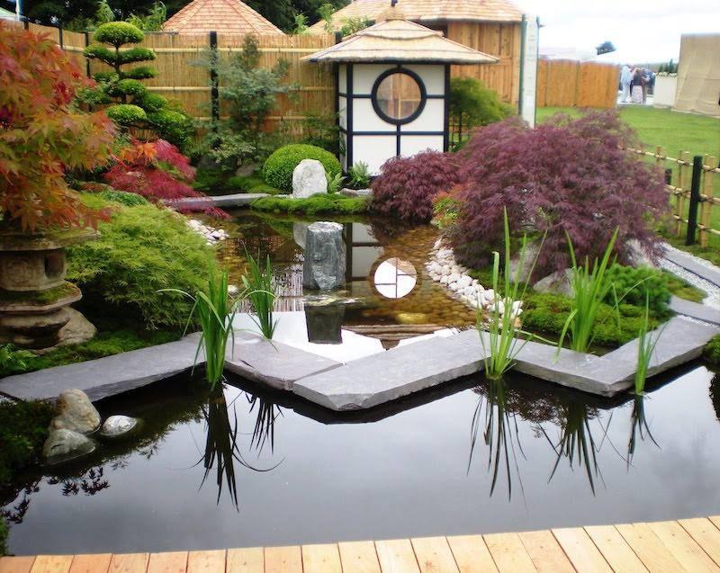 Décoration jardin japonais - la comprendre afin de la réussir