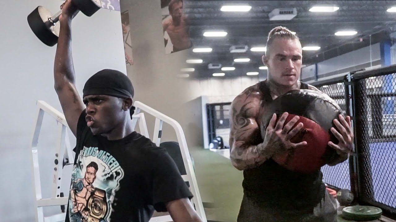 Speed and Explosive Power Training for Boxing YouTube in