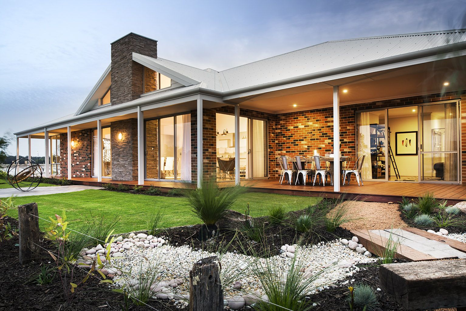 Dale Alcock Homes - Driftwood House