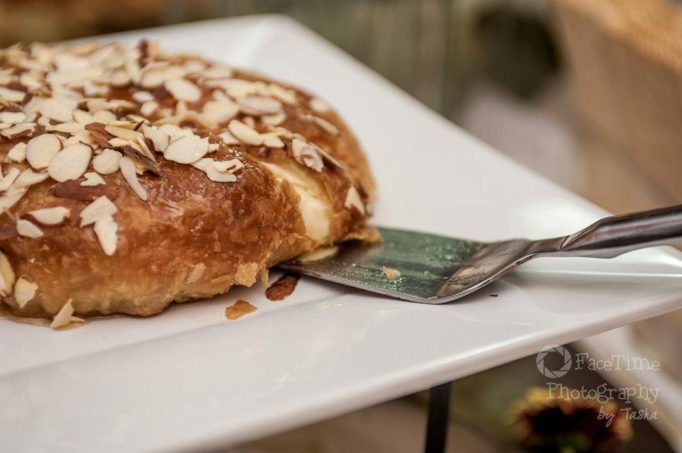 Baked brieen croute yourmiamiwedding food baking bread