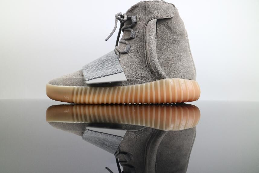 sports shoes a5578 a35e2 Best Price Authentic Adidas Yeezy 750 Boost Luminous Gray ...