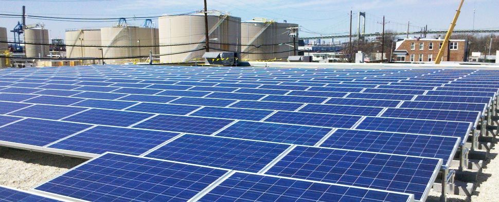 Client Thermoseal Industries Inc Location Gloucester City Nj Annual Energy Generation 282 000 Dynamic Energy C Solar Installation Solar Solar Energy Diy