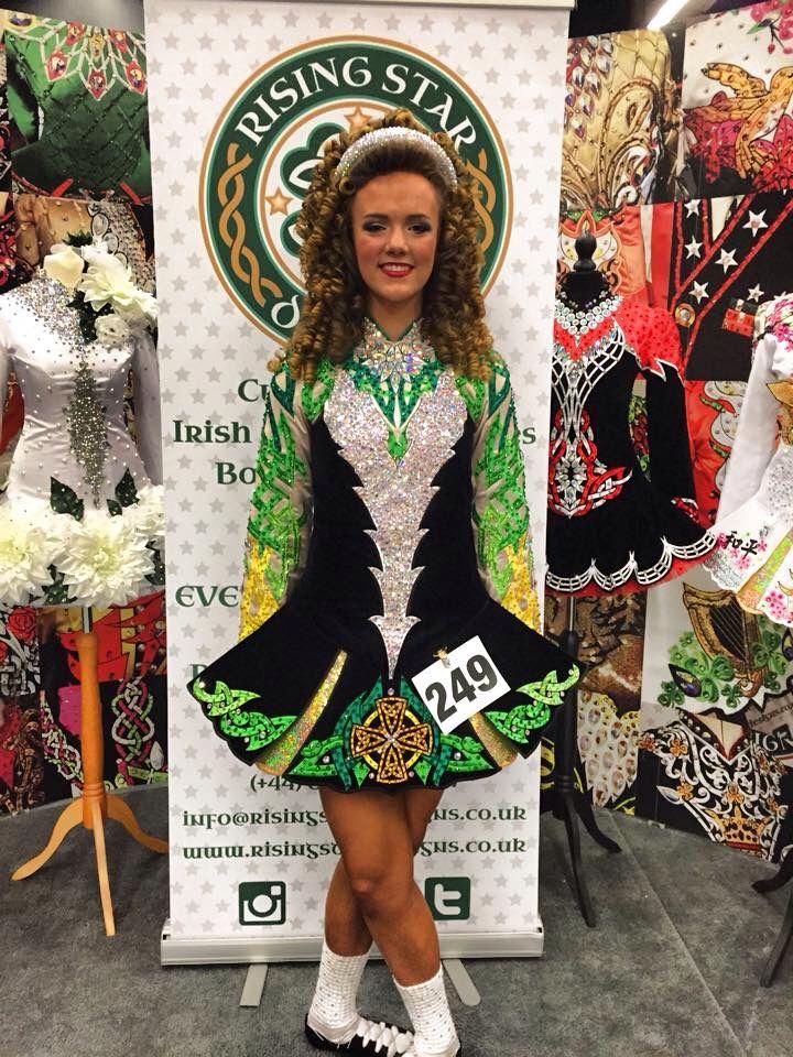 a954de67e3a Rising Star Irish Dance Solo Dress Costume