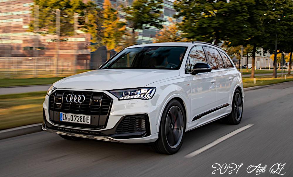 2021 Audi Q7 Configurations Survival