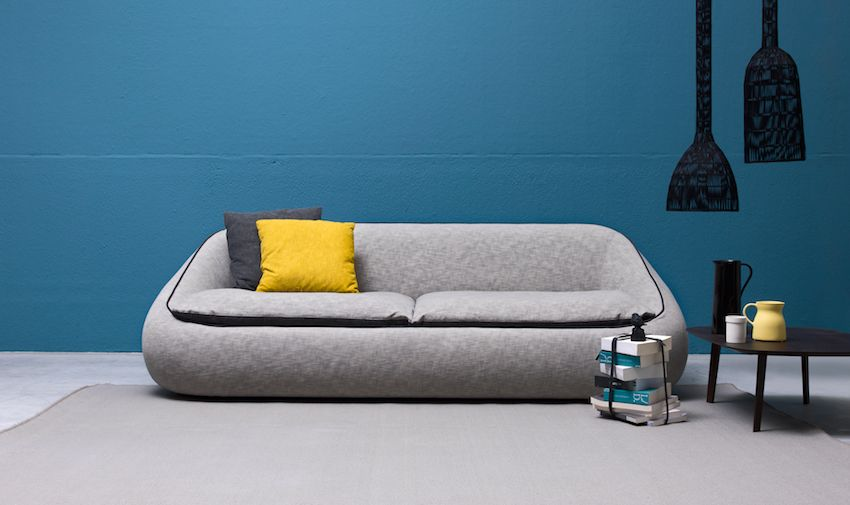 Cuscini Per Divani Design Originale.Un Divano Originale Per La Casa Divano Accogliente Arredamento