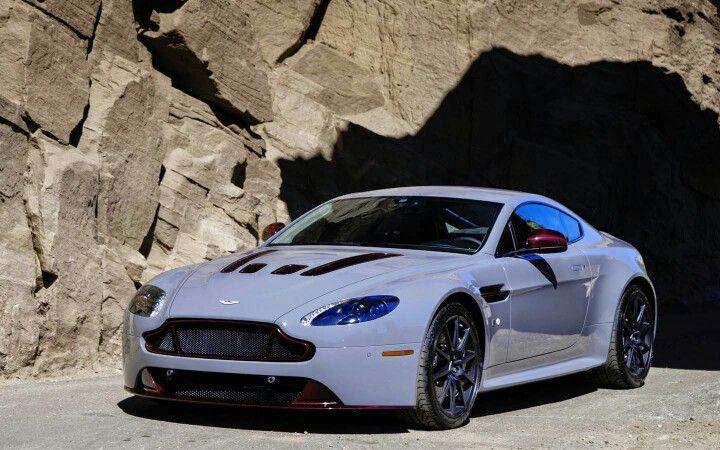 Aston Martin Vanquish S V12 In China Grey Garage Aston Martin