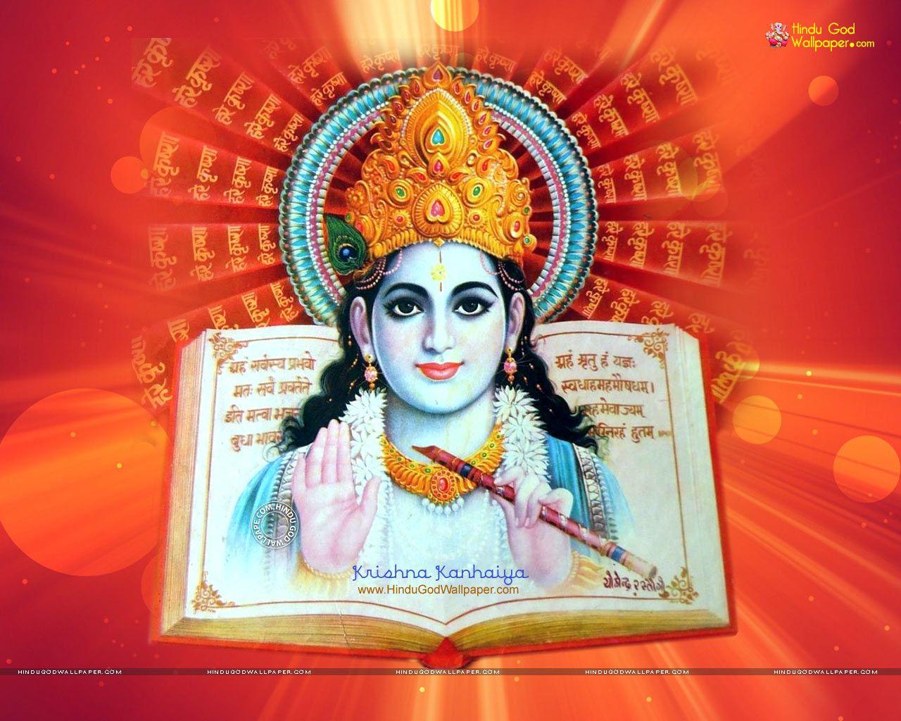 Wallpaper download karna hai - Beautiful Krishna Kanhaiya Hd Wallpaper Free Download