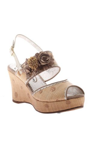 9ec4ba6278c1 Passing Time Wedges by Poetic License shoes