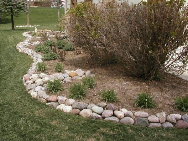 Stone Garden Edging josaelcom