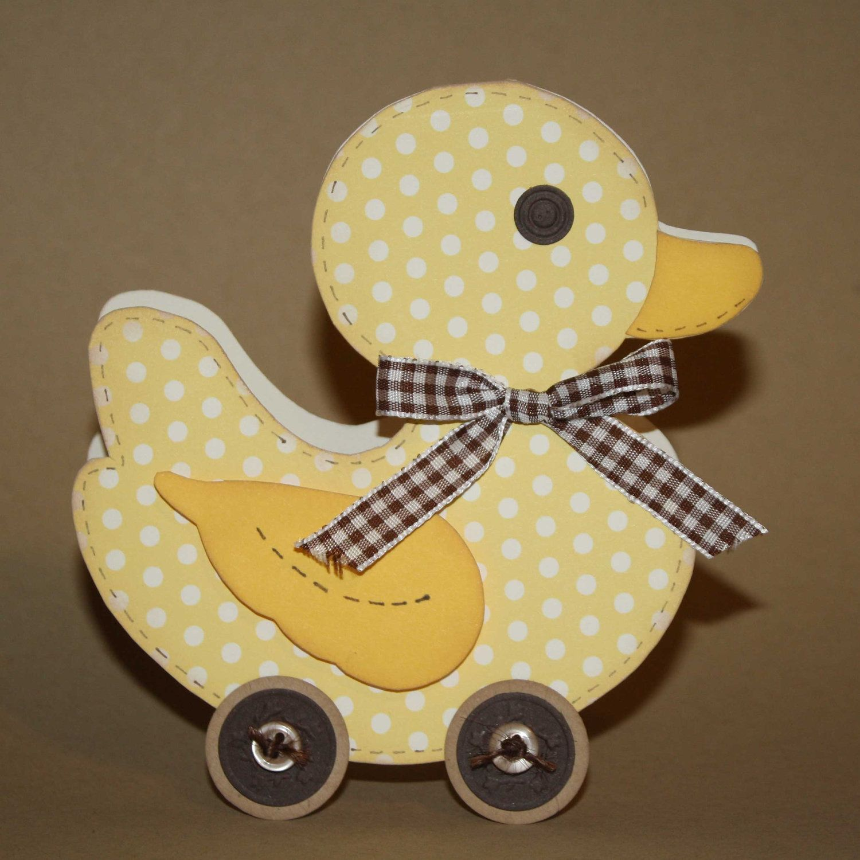 Yellow rubber duckies baby shower invitations | Duck invitations ...