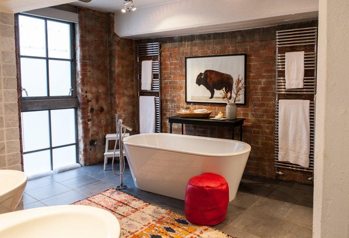 Un Loft De Dingue Londres Le Loft Style Industriel Et Londres