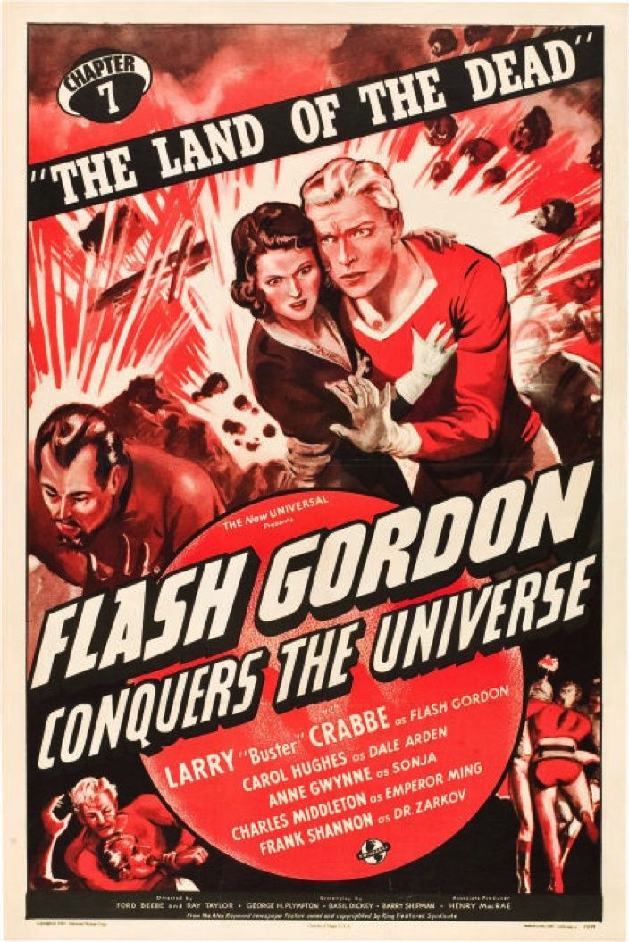 Flash Gordon S Poster  Google Search  Movie Posters I