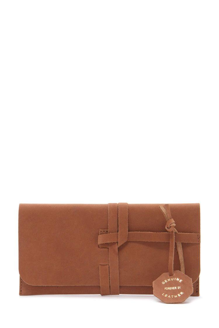 6b39879fcbe Portemonnee van Echt Leer - Dames accessoires, sieraden en tassen | shop  online | Forever 21 - Tassen - 1000165539 - Forever 21 EU Nederlands