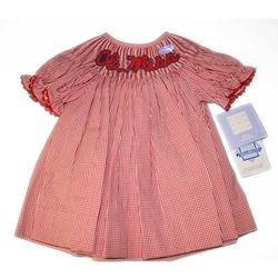Adorable Om Bishop Dress 60 00 At Rebelrags Ole Miss