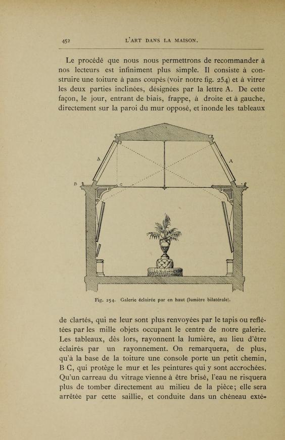L\u0027art dans la maison (grammaire de l\u0027ameublement) Historic Book - condensation dans la maison