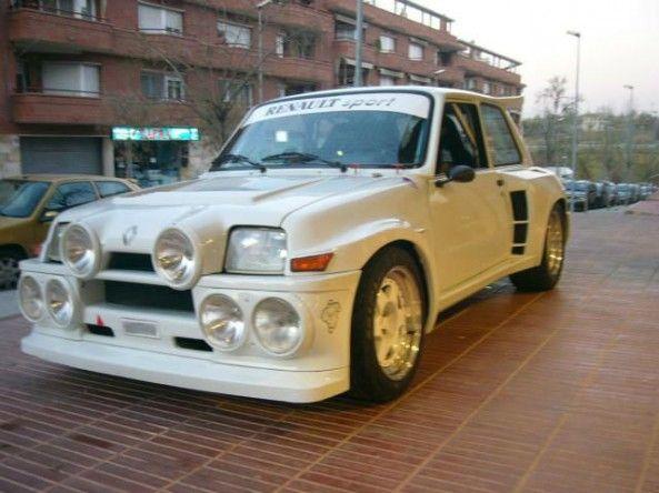 Renault R 5 MAXI-TURBO