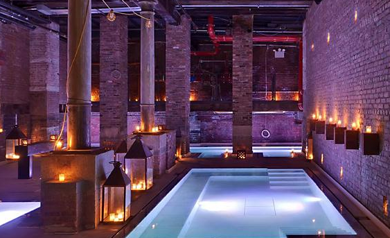 Aire Ancient Baths A worldclass bathhouse in Tribeca