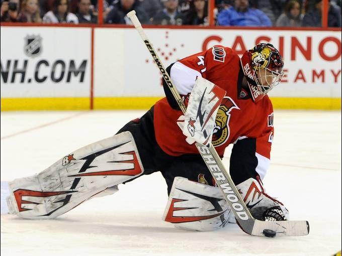 Ottawa Senators Craig Anderson Ottawa Senators Hockey Ottawa Senators Nhl News