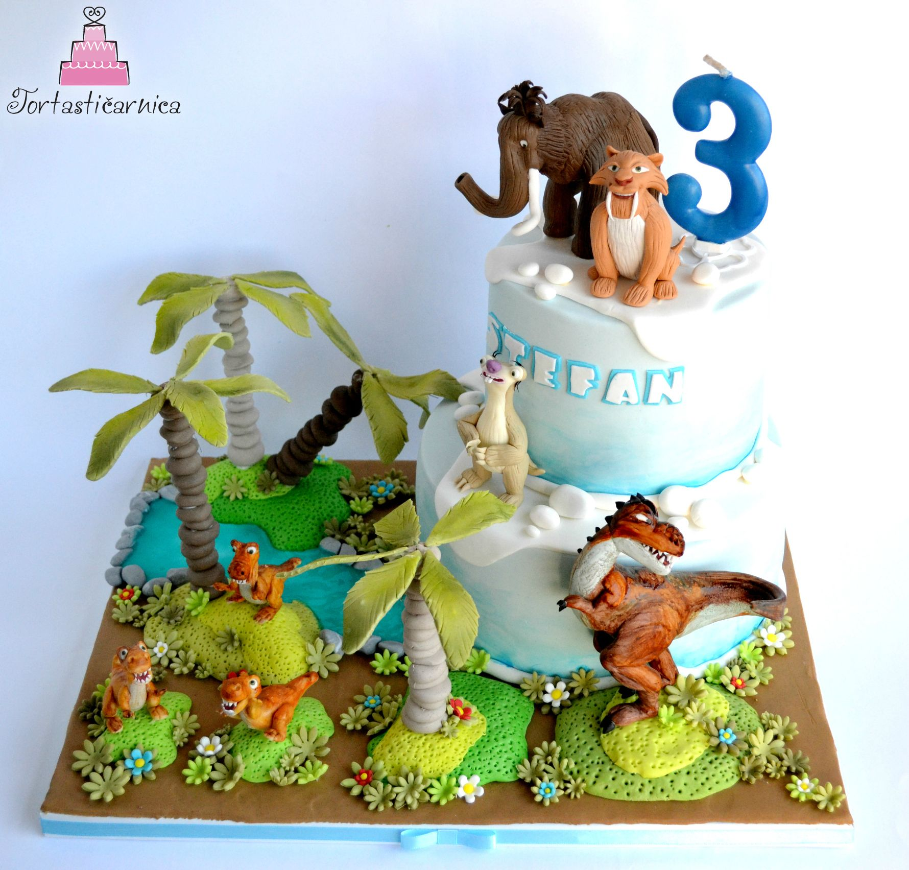ice age cake tortasticarnica pinterest ice age cake. Black Bedroom Furniture Sets. Home Design Ideas