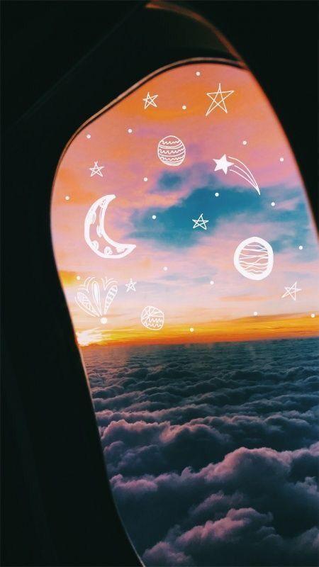 The moon and the stars | Vsco Girl Aesthetic | Vsco Girl Aesthetic