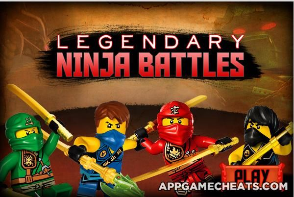 Ninjago Legendary Ninja Battles Cheats, Guide & Tips - http ...