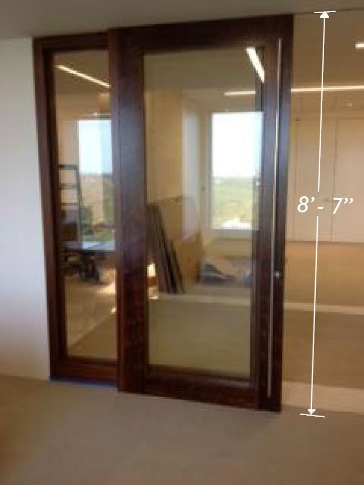 Large Sliding Door Is Your Eco Friendly Resource For Your Extraordinary Oversize Sliding Doors That Are Lightweight High Sliding Doors Home Decor Eco Friendly