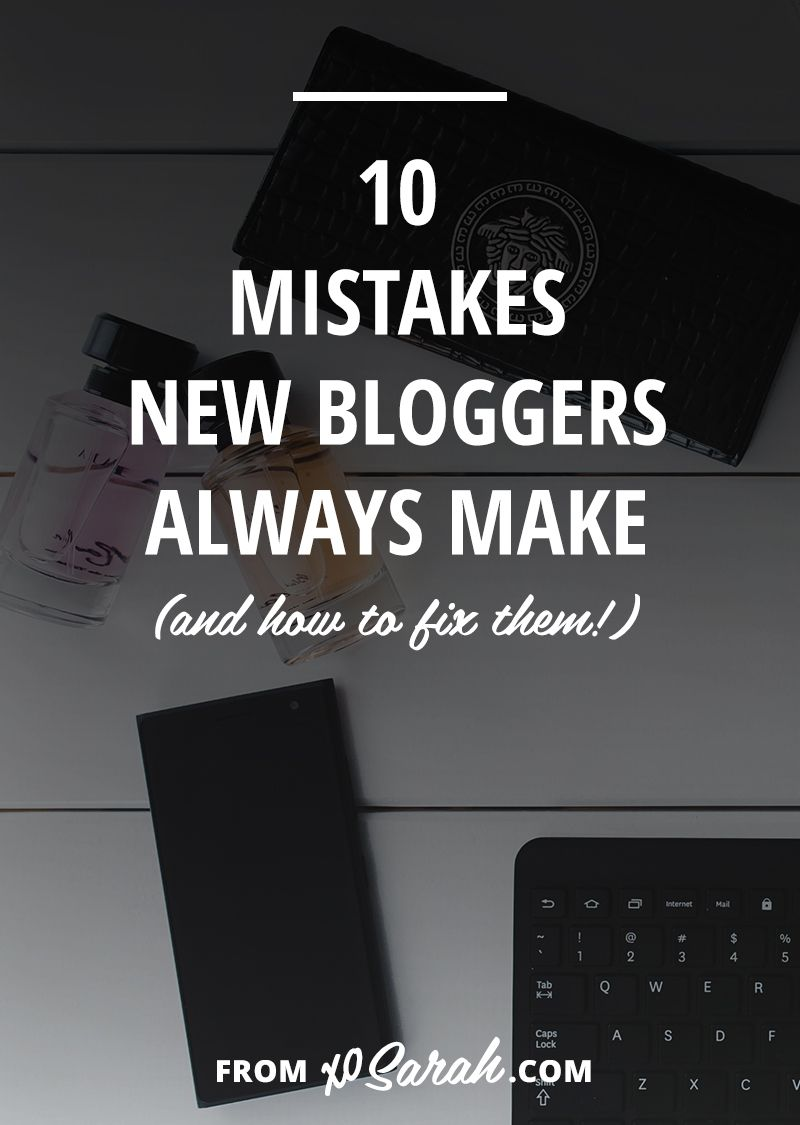 It's tough love, I know, but somebody needs to crack the whip around here. Quit making these newbie mistakes and I guarantee that you'll not only see a jump in traffic, but enjoy blogging a whole lot more.