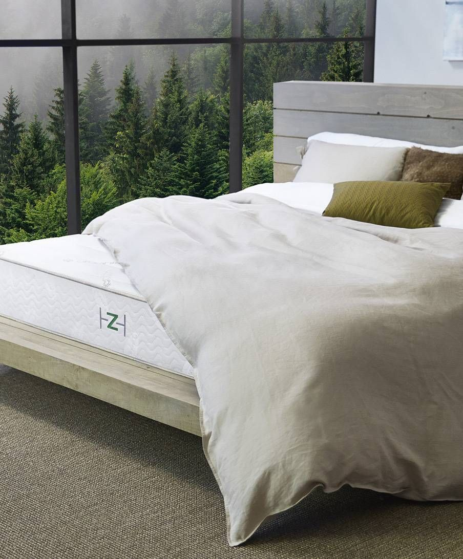 2799 shop now zenhaven latex mattress new mattress pinterest