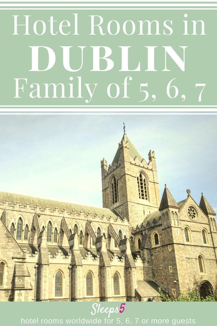 Family Apartments in Dublin