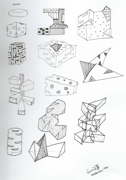 Arkitektur arkitektur sketch : deconstructivist architecture sketches - Google Search ...