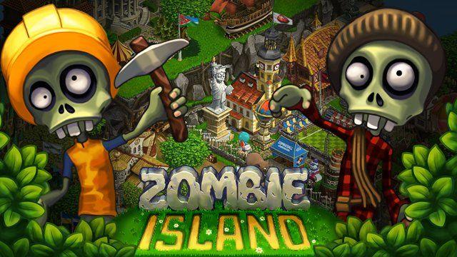 Zombie Island Facebook Social Game Trailer Zombie Island Zombie Zombie Highway