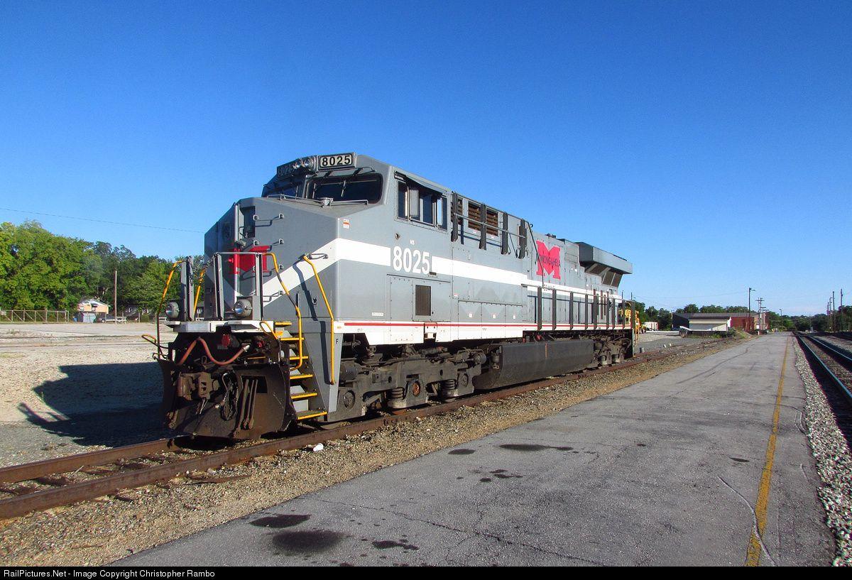 RailPictures Net Photo: NS 8025 Norfolk Southern GE ES44AC