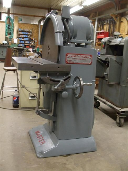 Kindt Collins Co Model Bt 24 Quot Disc Sander Owwm In