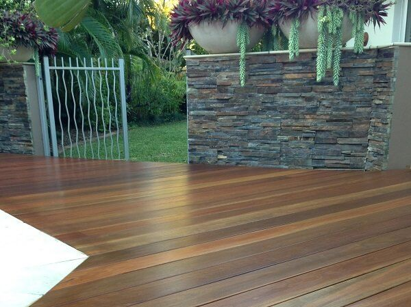Spotted Gum Decking Brisbane Spotted Gum Decking Hardwood Options Deck