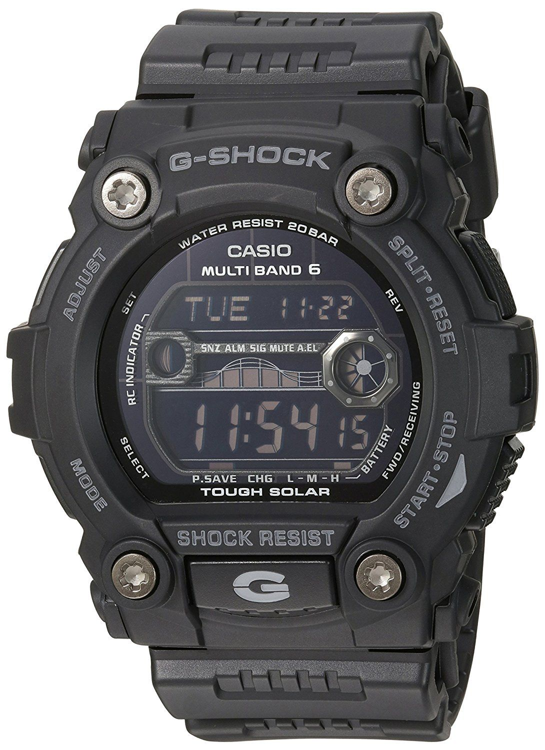 226a67369e1 G-Shock For Police G Shock Black