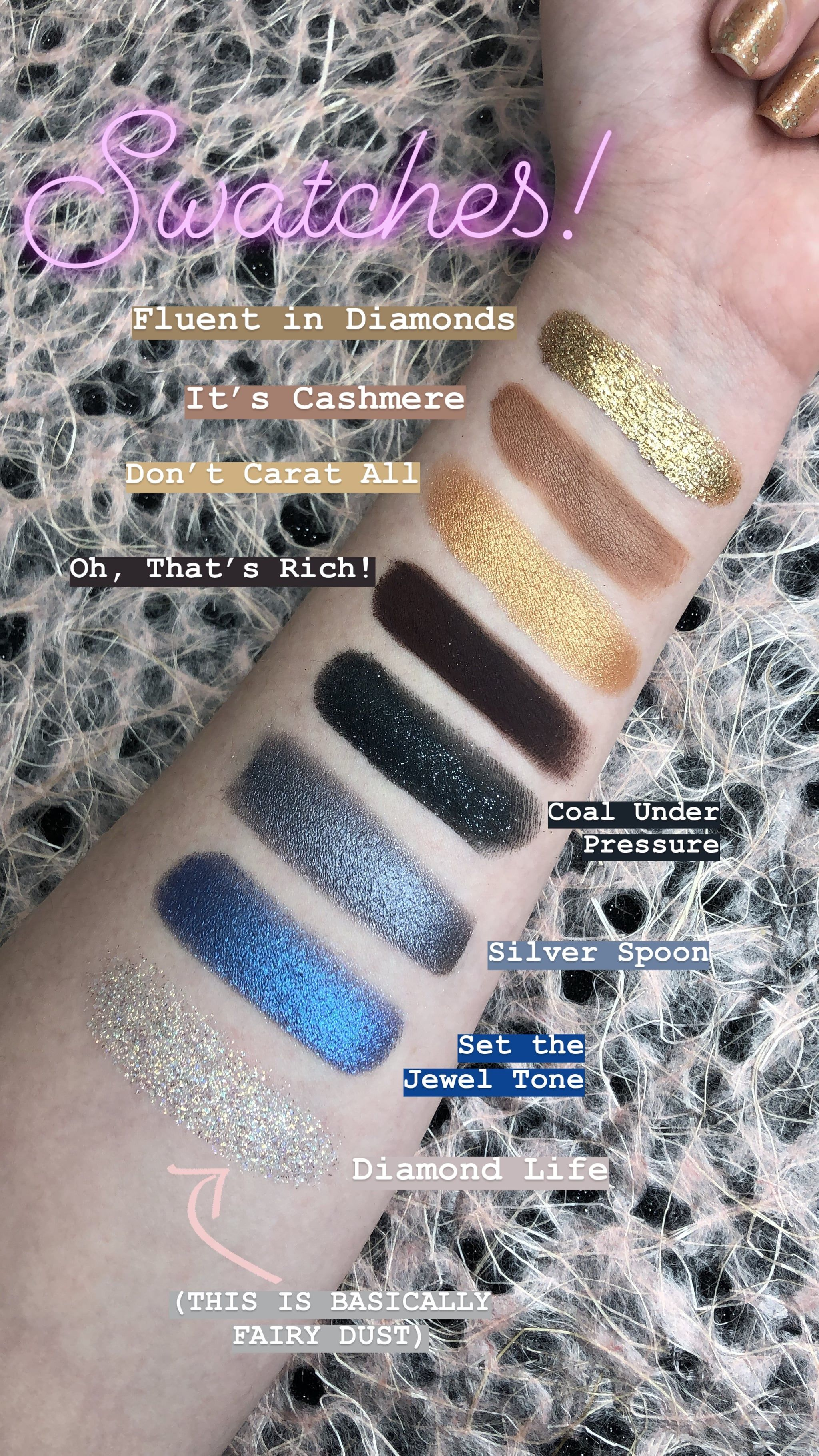Winter Eyes Eyeshadow Palette by Sephora Collection #5