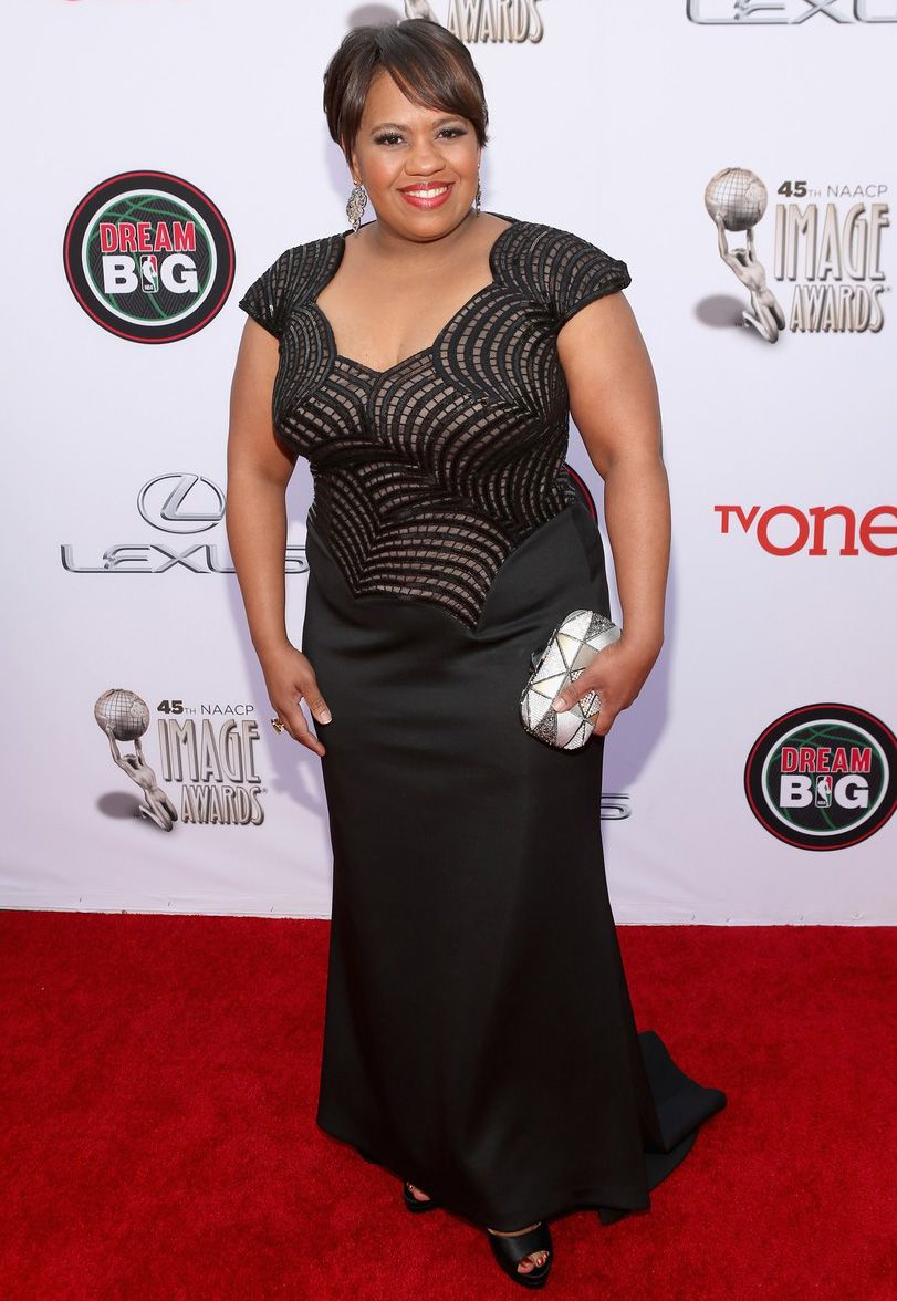 Chandra Wilson At The 2014 Naacp Image Awards 2014 Naacp Awards