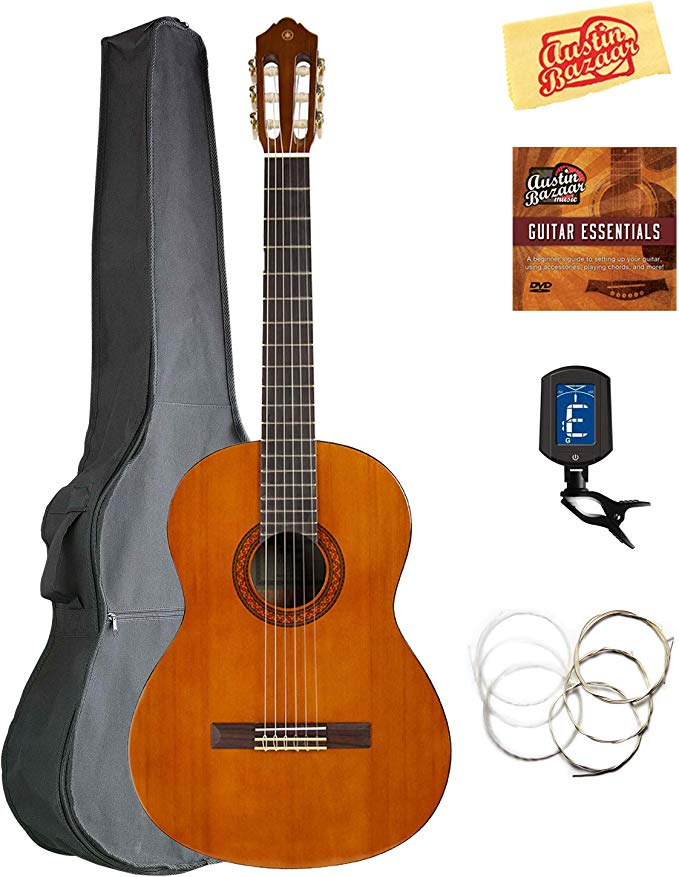 Pin On Classical Nylon String Guitars