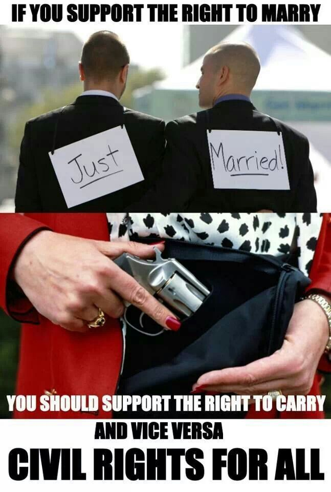 Support rights for all!  Don't take sides.