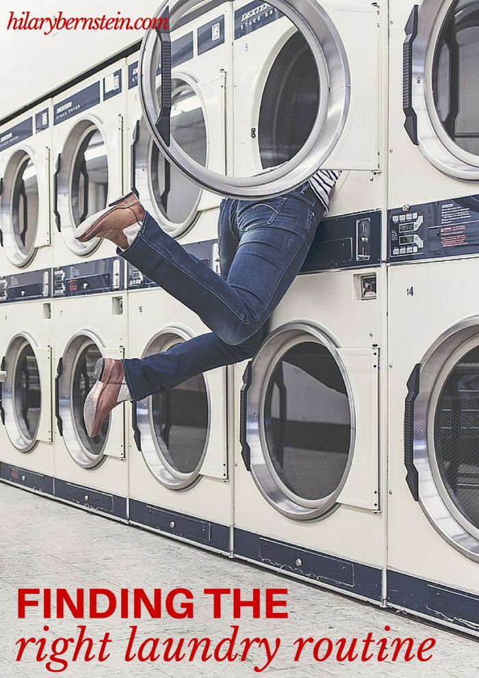 Finding The Right Laundry Routine With Images Spring Cleaning