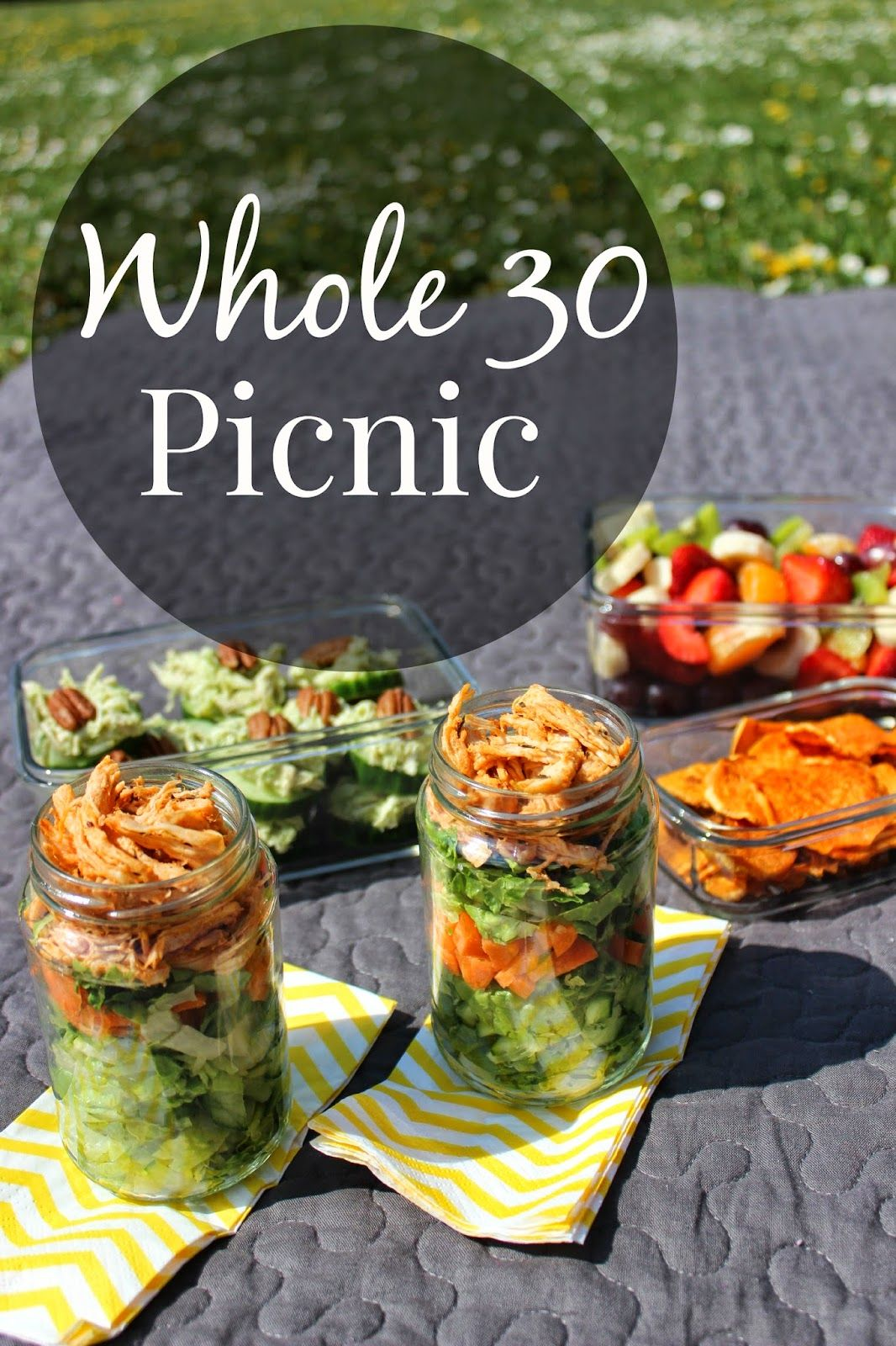 what to bring on a picnic lunch