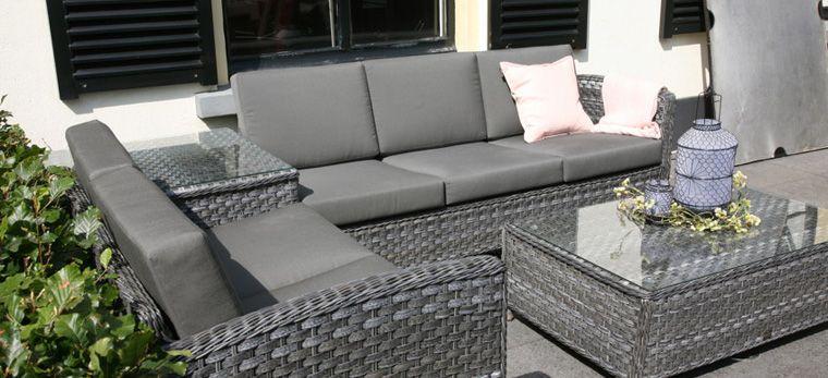 Polyrattan Gartenmöbel-Garnituren von 4Seasons Outdoor - Gartenmöbel ...