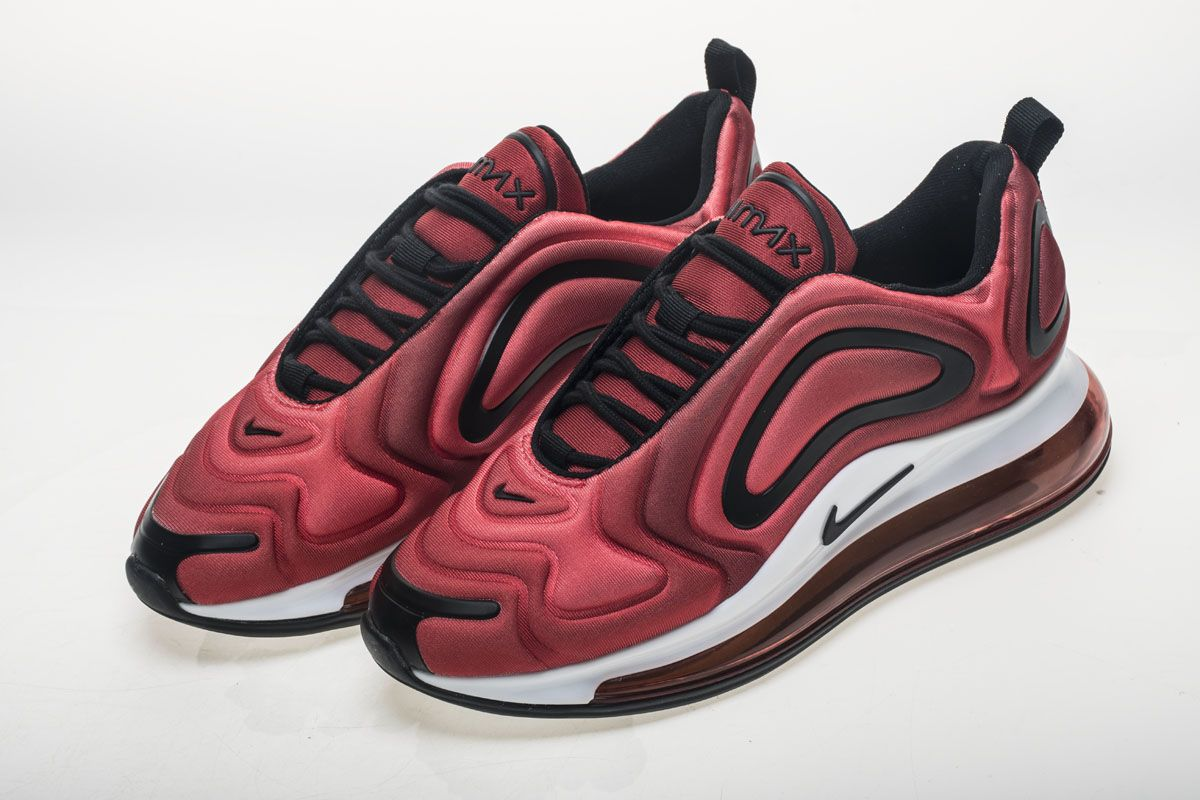 coupon codes good looking high fashion Nike Air Max 720 AR9293-600 Wine Red Black Shoes6 | Nike air max ...