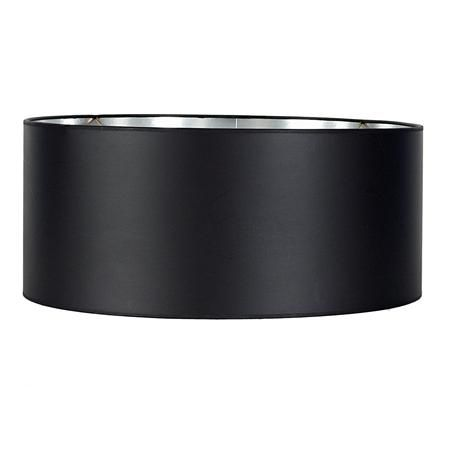 16 Modern Drum Paper Shade With Foil Lining Modern Drum Drum Shade Drum Lampshade