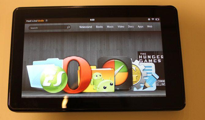 Sideloading A Kindle Fire Kindle App Amazon Kindle