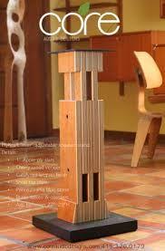Resultado de imagen de Audiophile speaker stand
