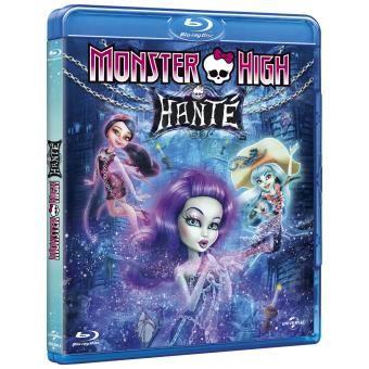 Hante Blu Ray Blu Ray Achat Prix Monster High Films Complets Film