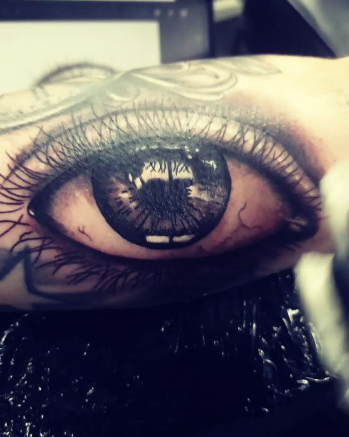 Todays work. Really enjoyed doing this, wouldn't mind more 🤘👌 #tattoo #tattoos #eyetattoo #realistictattoo #tattoosinstagram #tattoomodel #tattooedface #tattoogame #tattoostories #tattoosleeve #tattooideas #tattoo #tattoos #tattooideas #tattooshops #tattooshopsnearme #tattoofonts #tattooaftercare #tattooideasformen #tattoocare #tattooplacesnearme #tattoosfornow #tattootarot #tattootales #tattooartistsanswer #tattootimelapse #tattooconvention #guyswithtattoos #colorfultattoo