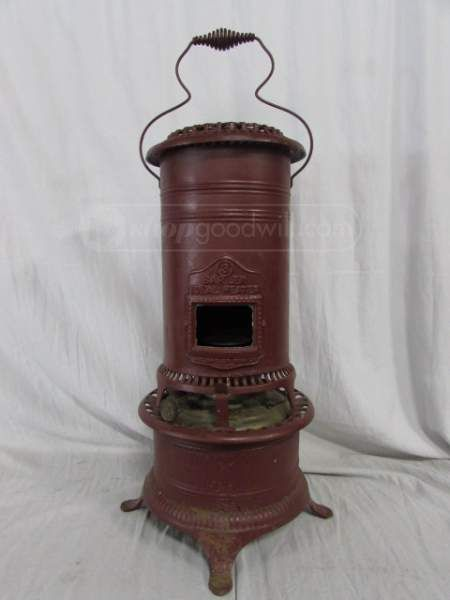Antique Barler Ideal Heater Stove. Antique Barler Ideal Heater Stove   Just Antiques   Pinterest