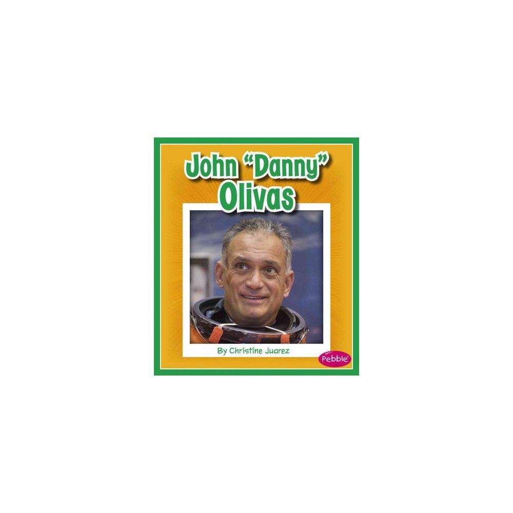 "John ""Danny"" Olivas (Library) (Christine Juarez)"